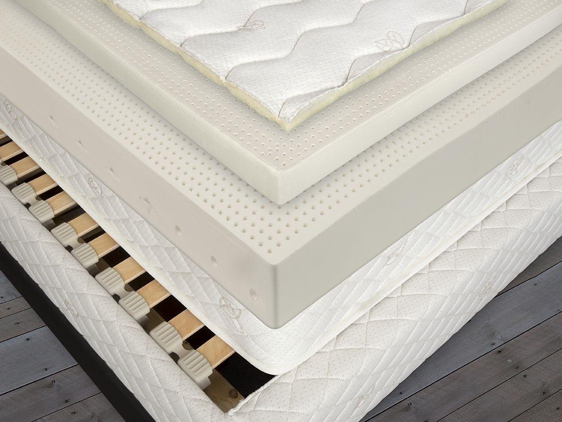 mejores colchónes de látex